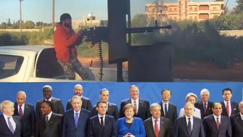 Libyen-Konferenz bei Angela Merkel mit allen wichtigen Kontrahenden: Vom Schlachtfeld nach Berlin