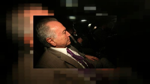 Brazil ex-president Temer hit with new corruption charges -prosecutor