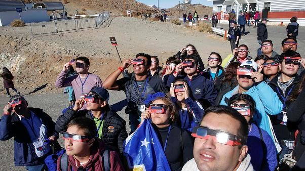 Parts of South America set to be plunged into darkness during total solar eclipse