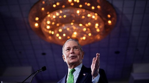 Here's what Michael Bloomberg joining the debate stage means for Wednesday night