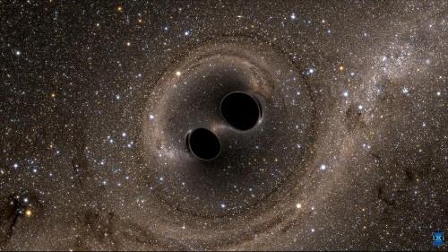 """O nascimento da """"astronomia gravitacional"""""""