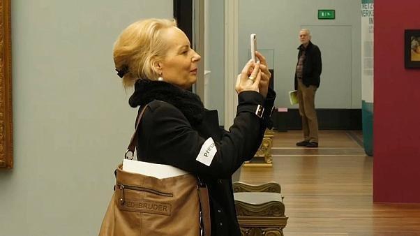 Watch: Trailblazing female artists celebrated in Berlin exhibition