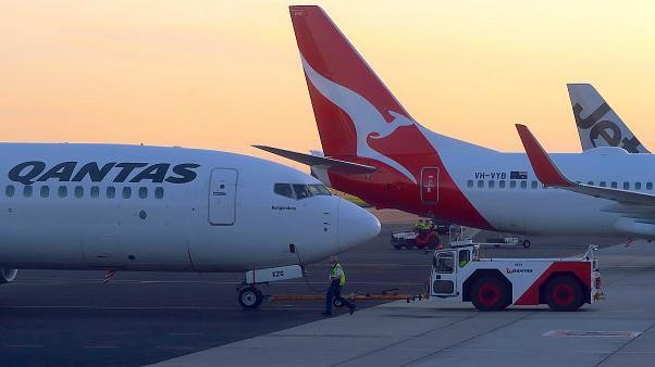 Australian airline completes record-breaking 19-hour flight from New York to Sydney