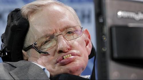 Stephen Hawking annuncia il prossimo passo dell'esplorazione del cosmo