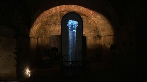 Túneis das Termas de Caracala abertos pela primeira vez ao público