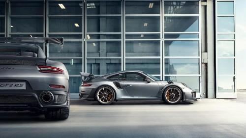 Porsche sports cars among destroyed cargo of sunken Grande America