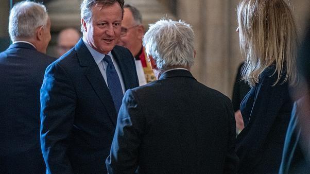 David Cameron: Boris Johnson and Michael Gove 'left truth at home' over Brexit
