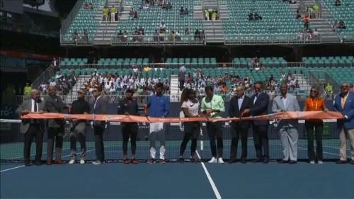 Turnier-Umzug nach 32 Jahren: Miami statt Key Biscayne