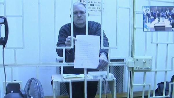 Per la Russia è una spia, resta in carcere l'ex marine Paul Whelan