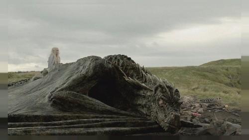 """Los dragones de """"Juego de Tronos"""" se diseñan en Alemania"""