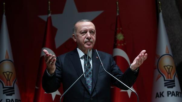 Erdoğan says Turkey will end Syria offensive 'if Kurds withdraw'