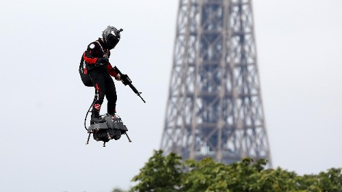 French army 'turns to science fiction writers to imagine future threats'