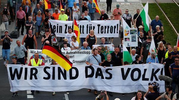 Chemnitz: Jahrestag der tödlichen Messerattacke