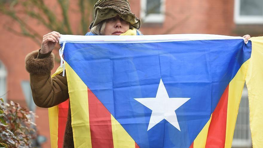 Puigdemont und der Kampf für die Unabhängigkeit - cover
