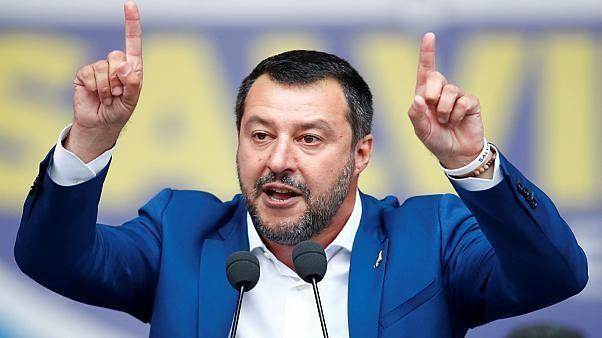 إيطاليا: سالفيني ينفي تلقي حزبه اليميني المتطرف تمويلاً روسياً
