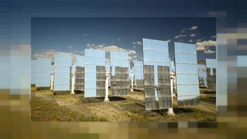 Quenching the thirst of concentrated solar power plants