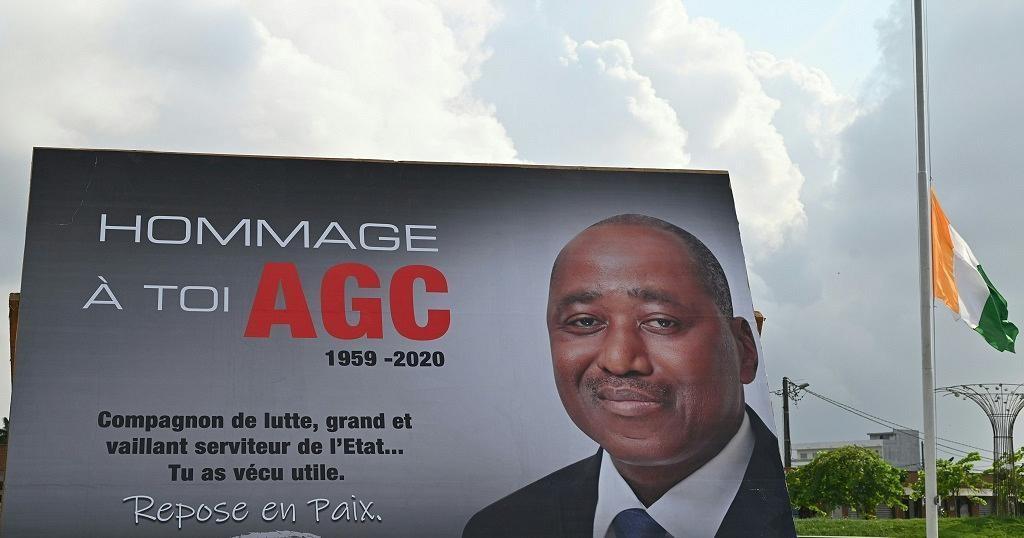La Côte d'Ivoire rend hommage à son Premier ministre décédé   Africanews
