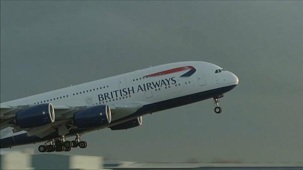 British Airways оштрафована на рекордную сумму