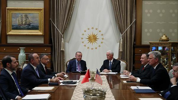 Türkiye ile ABD arasında varılan 13 maddelik anlaşmada neler var?