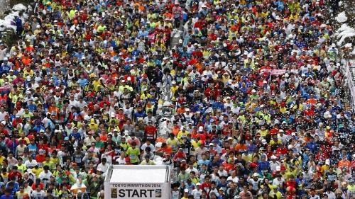 Coronavirus: Amateure können nicht am Tokio-Marathon teilnehmen