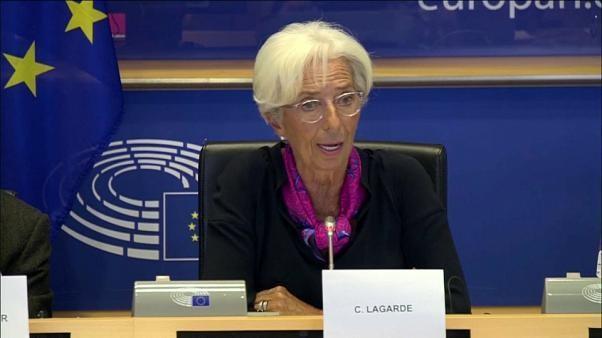 EU-Parlament stimmt für Lagarde als neue EZB-Chefin
