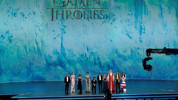 """للمرة الرابعة مسلسل """"صراع العروش"""" يفوز بجائزة أيمي لأفضل مسلسل درامي"""