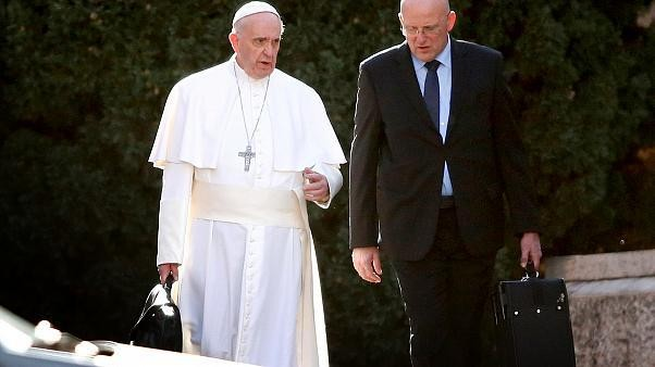 Pope's bodyguard resigns over new financial leaks scandal
