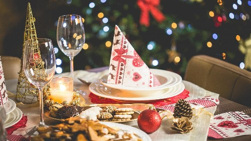 Would you switch to vegan Christmas if the food was good enough?