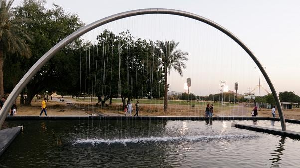 Opening of Baghdad's Green Zone a sign of movement towards 'a prosperous future'