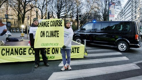 COP24: 'Real crisis is climate, not Brexit,' campaigners tell EU leaders