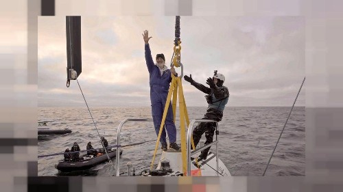 Explorer says he reached the deepest part of the ocean. James Cameron disagrees.