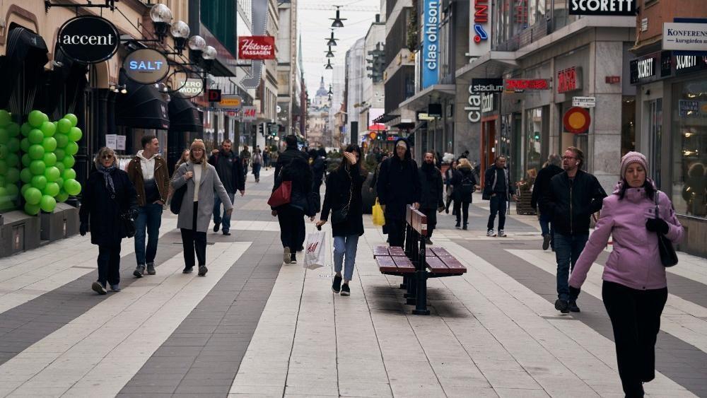 Coronavirus : la Suède finalement très durement frappée économiquement