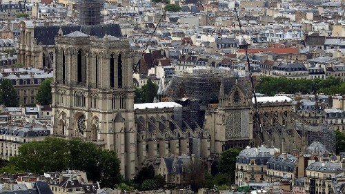 Children, pregnant women living near Notre Dame urged to be tested for lead contamination