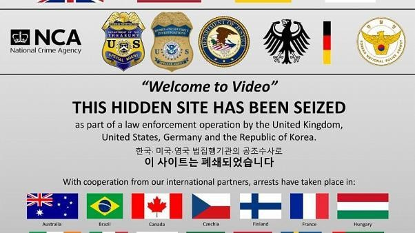 Dark web: Largest ever online child porn bust leads to 337 arrests