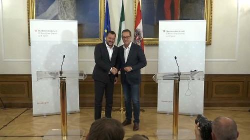 Salvini erhöht Druck auf Deutschland bei Flüchtlingsabkommen
