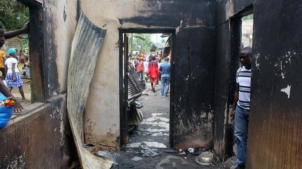 At least 26 children killed in Liberia school fire, say police