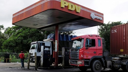 Russia's Gazprombank freezes accounts of Venezuela's state oil company PDVSA
