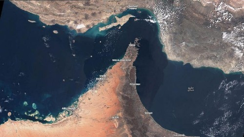 The Strait of Hormuz: Where is it? What is it? And why is it so important?
