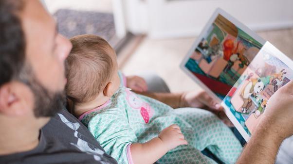 Warum man Kindern etwas vorlesen sollte - WHO-Bericht