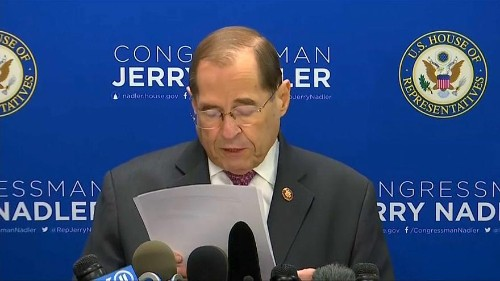 Democrats issue subpoena for full version of Mueller report