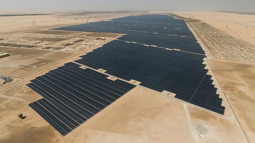 World's largest solar project to provide record-low energy tariffs