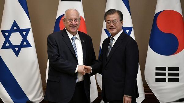 إسرائيل تبرم اتفاقاً للتجارة الحرة مع كوريا الجنوبية