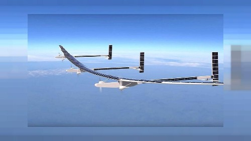 Huge, high-flying 'pseudo-satellite' will soon take to the skies