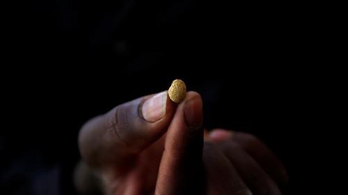Milliardenschwerer Goldschmuggel aus Afrika