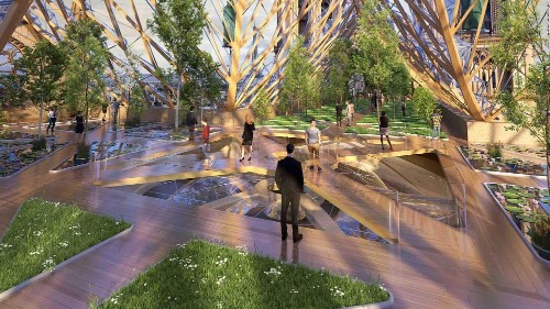 Will Notre Dame be made into an eco-cathedral?