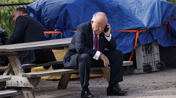 Giuliani mystery phone calls, texts uncovered by Democrats' impeachment report