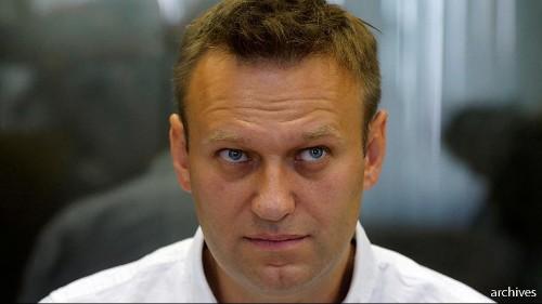 Kremlin critic Navalny has eye surgery after attack