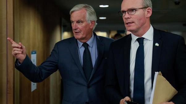 """Irlands Außenminister Coveney: """"Wir wollen alle einen Deal"""""""