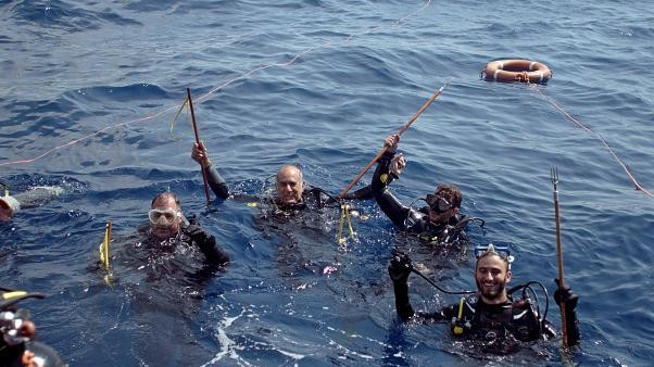 Watch: Food initiative tackles Cyprus' lionfish invasion