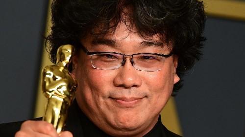 Le réalisateur sud-coréen Bong Joon-ho casse tous les pronostics en remportant 4 Oscars